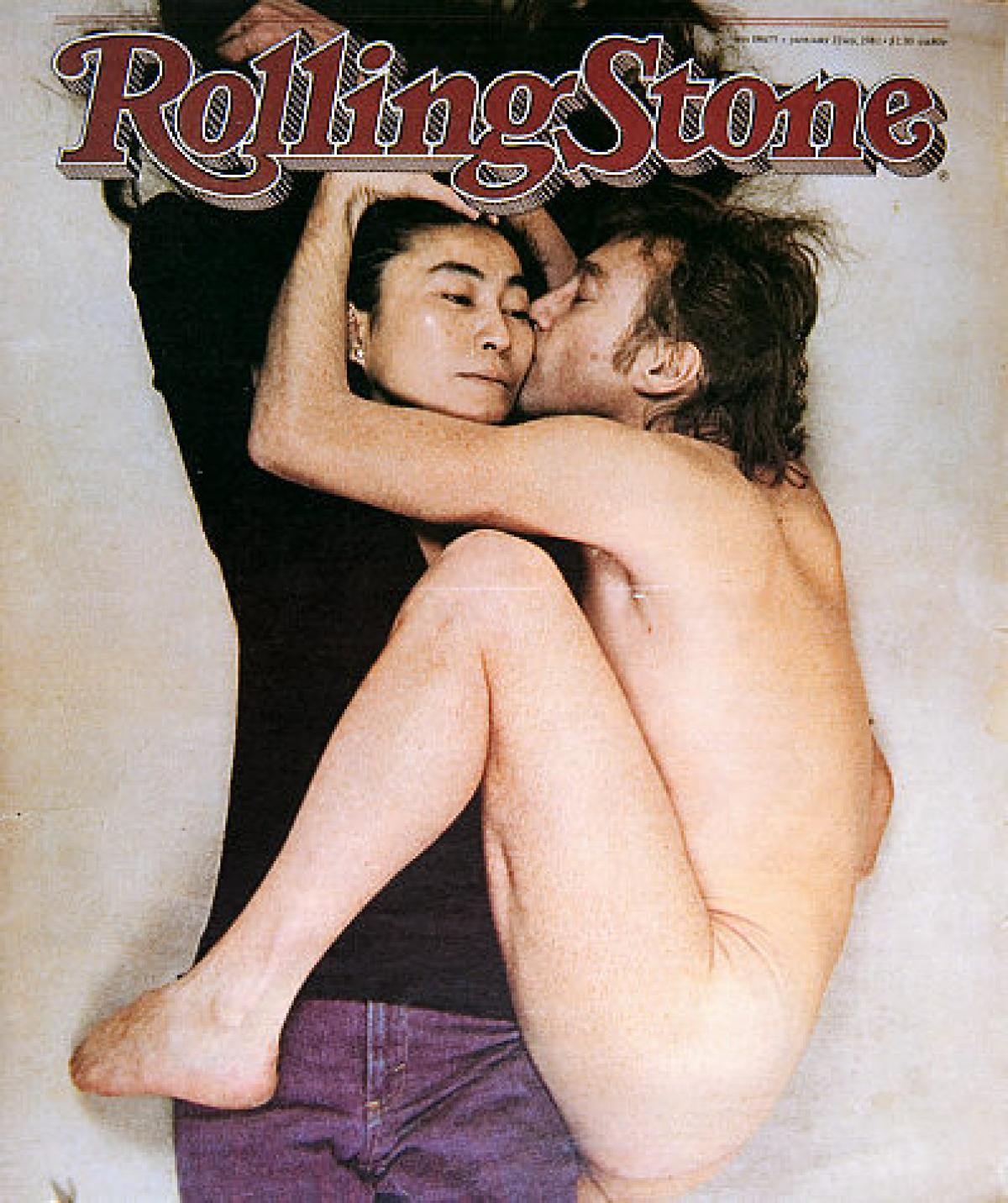 Photo de John Lennon et Yoko Ono / source : teliofashion.files.wordpress.com